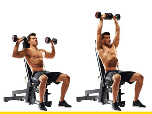 Top Notch Bench Press Chest Exercises